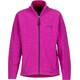 """""""Marmot Girls Lassen Fleece Jacket Purple Orchid"""""""